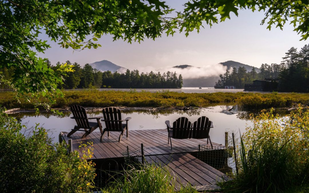 How the Hotel Industry Started in Lake Placid